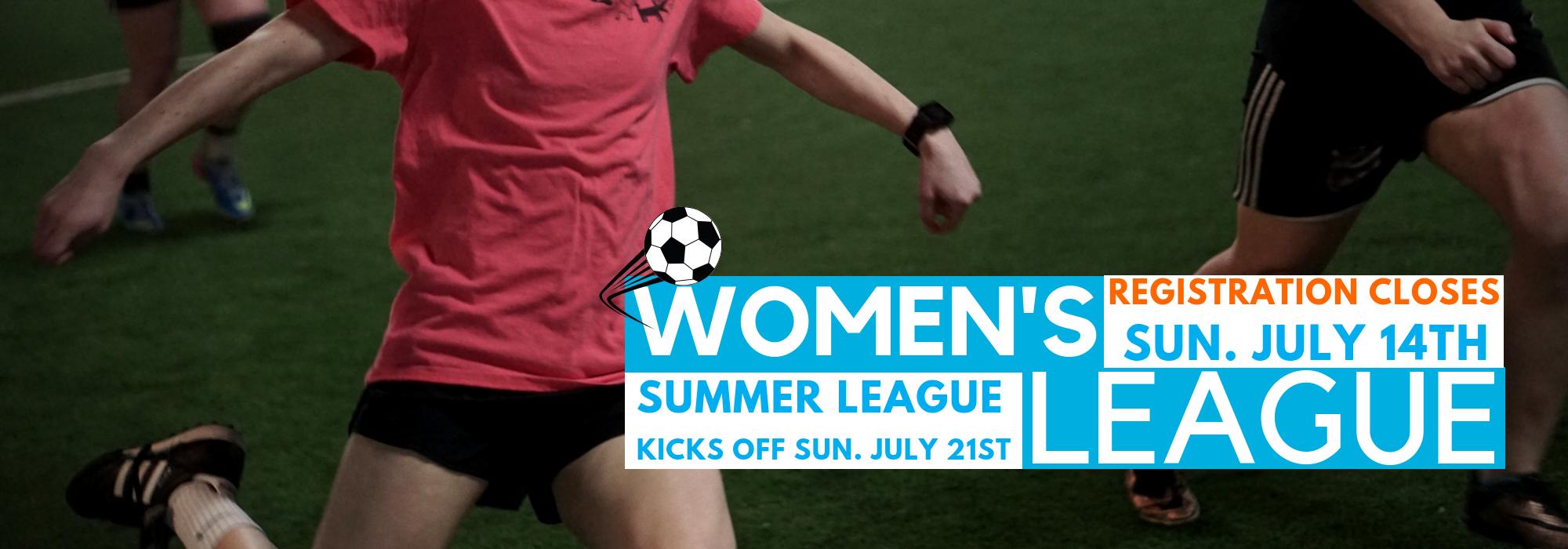 Kansas City Women's Soccer League